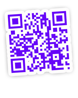 QR codes as 2D codes